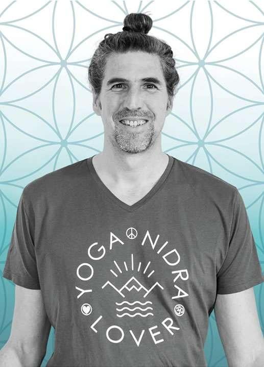 Yoga Nidra Ausbilder: Marc Fenner